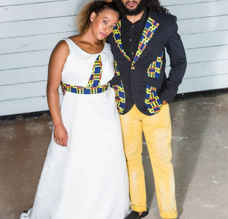 Couple or Individual – Wedding Dress and Men Vest
